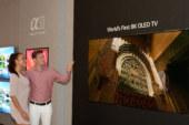 LG toont 's werelds eerste 8K OLED-scherm