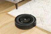 Roomba e5 robotstofzuiger te bedienen met app