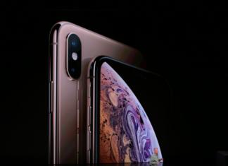 Apple iphone XS en XS Max