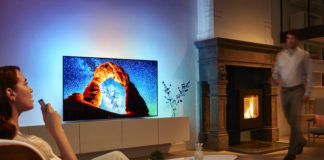 Philips 55OLED803 oled tv