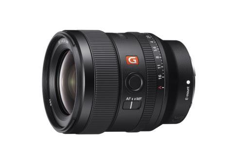 Sony FE 24mm f/1.4 lens