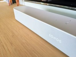 Sonos Beam soundbar test