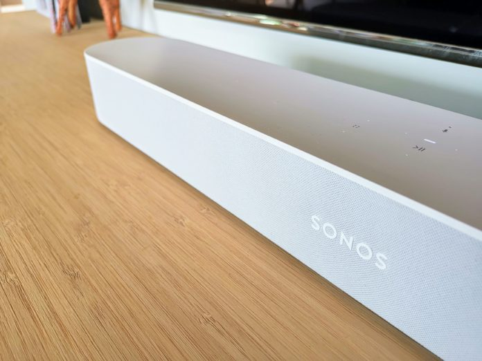 Sonos Beam soundbar test