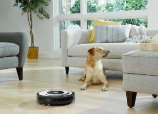 irobot roomba robotstofzuiger huisdier