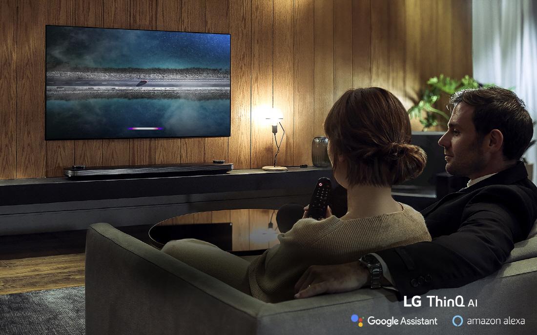 LG 2019 ThinQ AI OLED