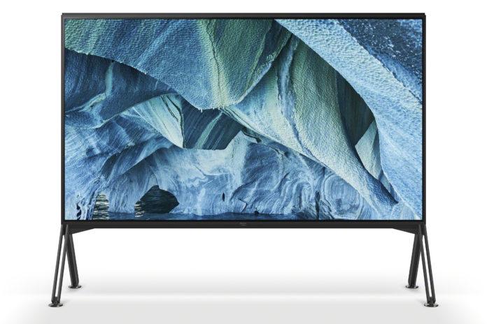 SONY 98 Z9G 8K tv