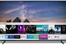 Samsung TV Airplay 2 iTunes