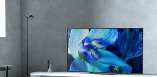 sony a8g oled tv