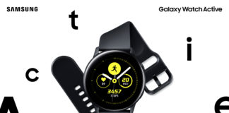 Samsung Galaxy Watch Active 2019