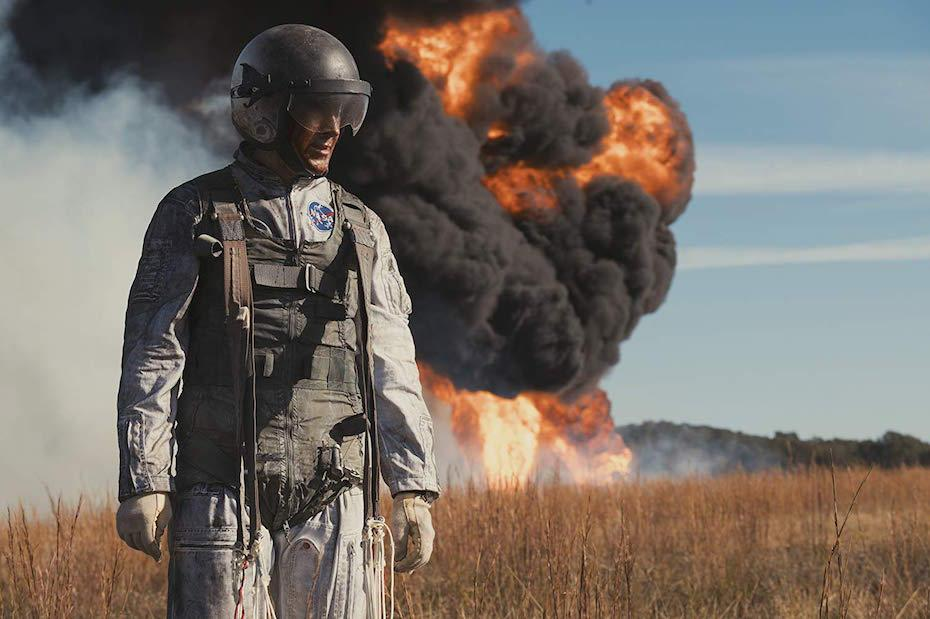 First Man UHD Blu-ray review