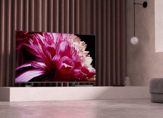 Sony XG95 LED tv