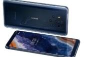 Nokia als eerste met vijf camera's op achterkant smartphone