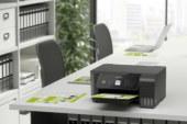 Nieuwe EcoTank-printers Epson compacter en makkelijker bij te vullen