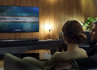 LG 2019 tv