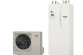 Nieuwe warmtepomp voor lage-energiewoningen bij Mitsubishi Electric