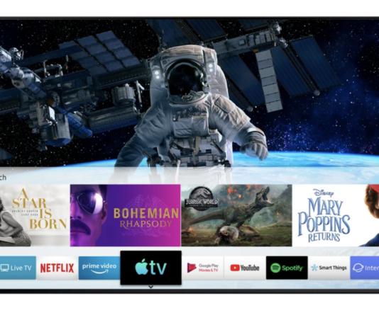 Samsung Tv Apple TV