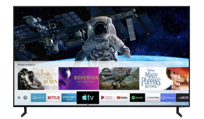 Samsung Tv Apple TV