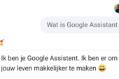 Google Assistant officieel beschikbaar in België
