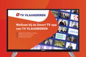 Smart tv-app TV Vlaanderen geïntegreerd in televisies van Vestel
