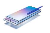 Galaxy Note10 voor het eerst in twee smaakjes