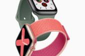 Scherm van nieuwe Apple Watch staat altijd aan