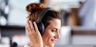 PH805 Philips hoofdtelefoon