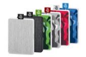 Seagate voorziet externe harde schijven van textiel