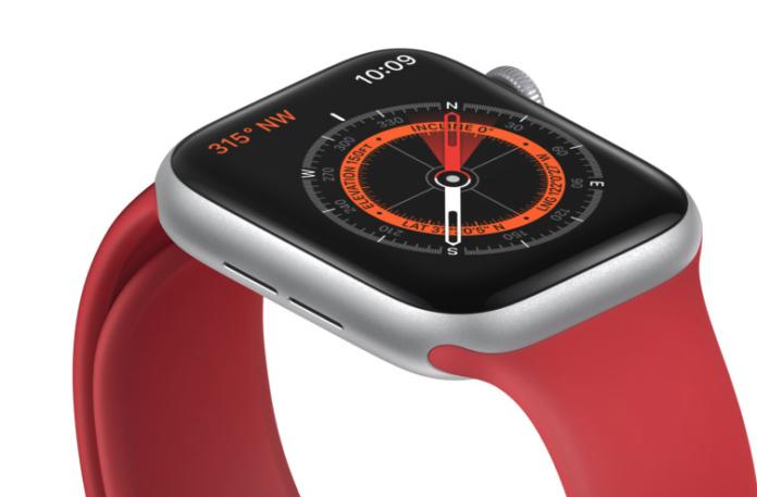 WatchOS6-kompas