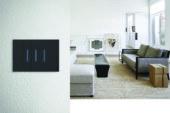 Living Now is nieuwe premium designschakelaar van BTicino