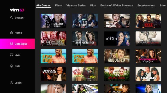 VTM Go op Apple TV