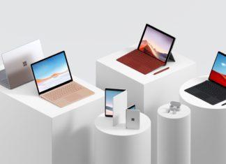 Microsoft met Surface Pro X, Surface Pro 7 en Surface Laptop 3