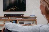 Teufel met soundbars Cinebar Ultima en Cinedeck