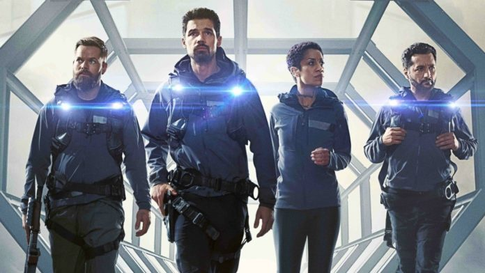 The Expanse seizoen 4