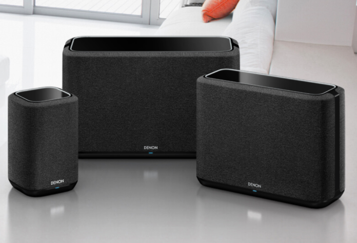 Denon Home speakers Heos
