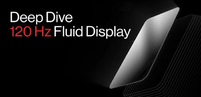 OnePlus introduceert in 2020 120Hz Fluid Display