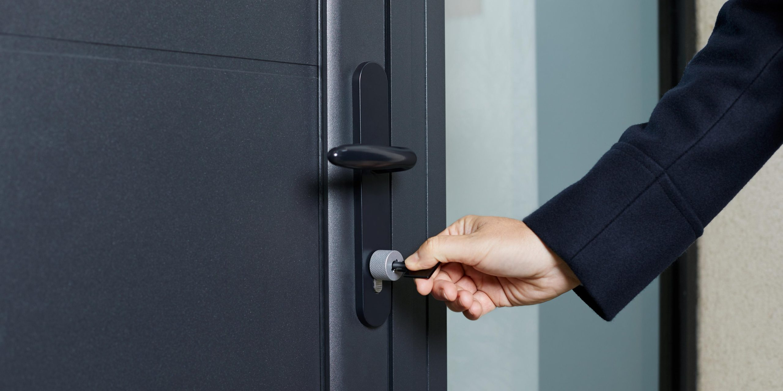 Netatmo slim deurslot