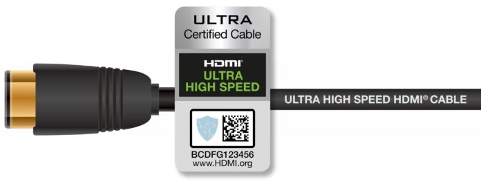HDMI 2.1 logo