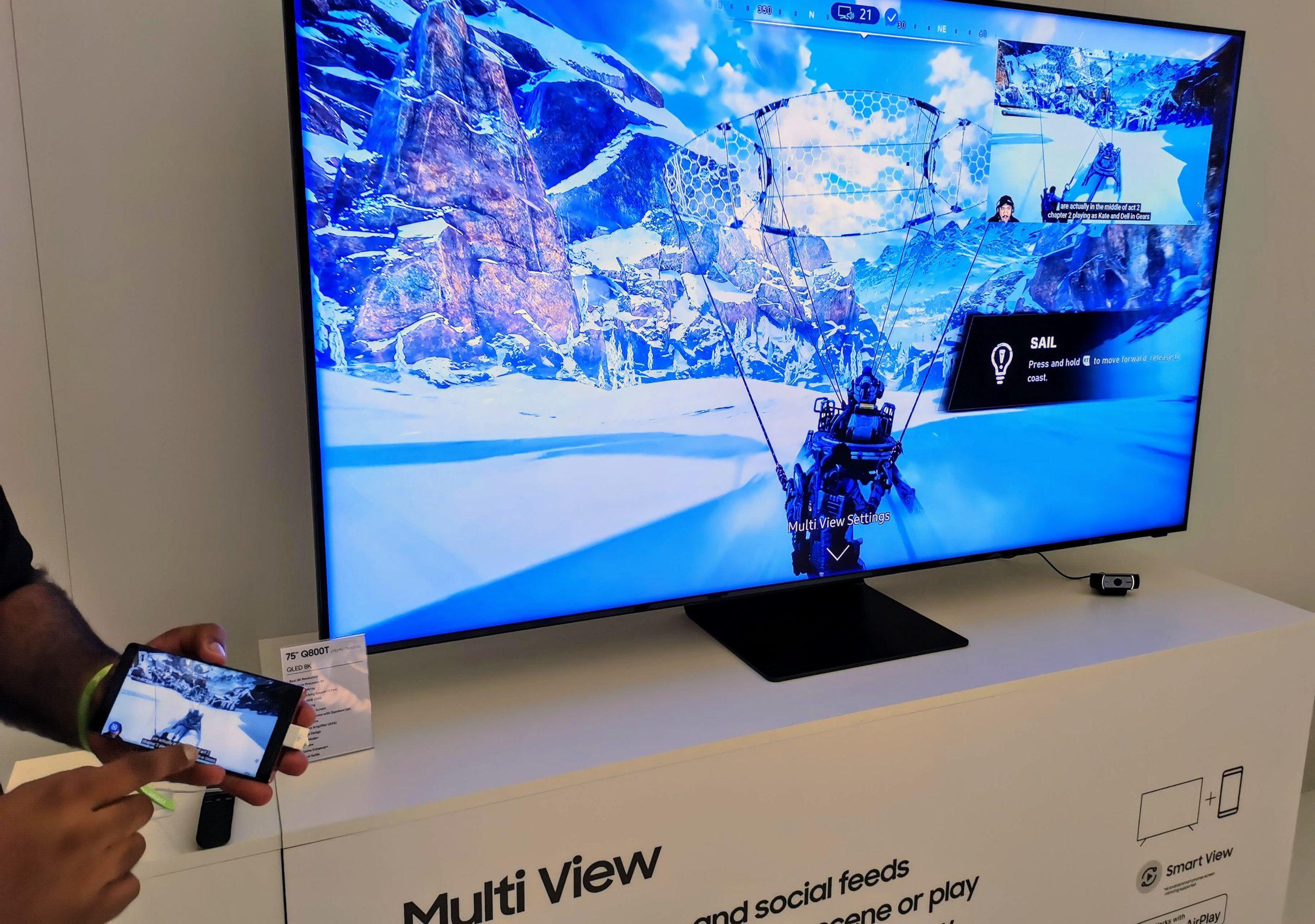 Multi-View Samsung