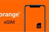 Orange als eerste met eSIM