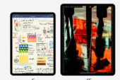Update iPad Pro legt nadruk op Magic Keyboard