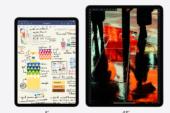 Update iPad Pro legt nadruk op Magic Keyboard