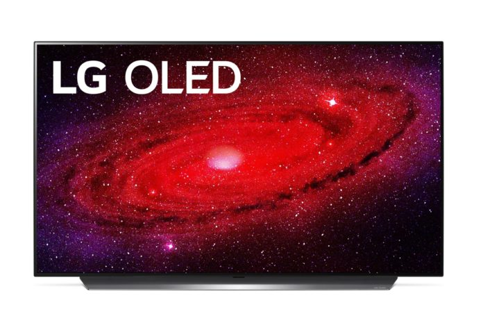 LG 48-inch OLED TV