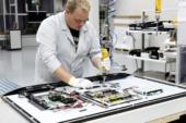 Productie televisies Loewe herstart met handgemaakte oled-modellen
