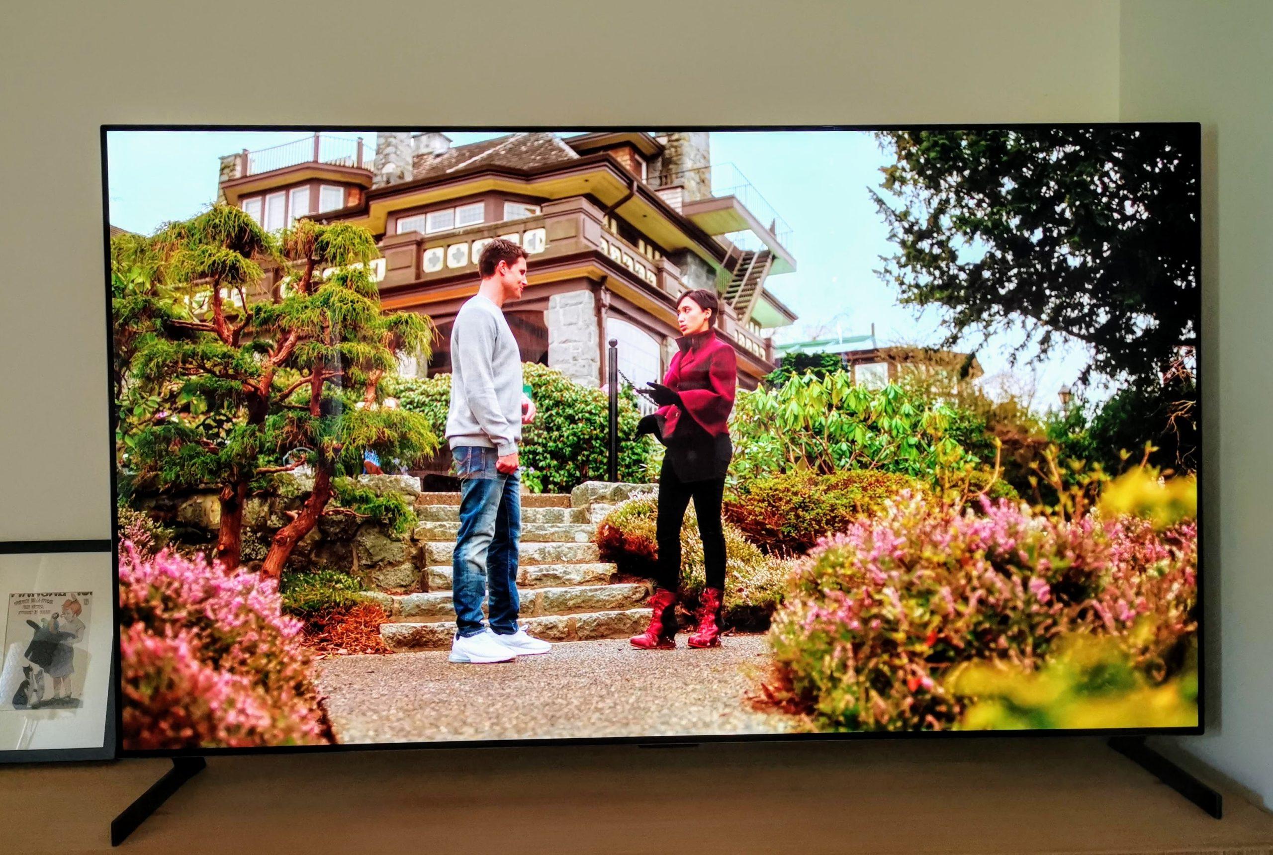 Review LG OLED65GX oled tv