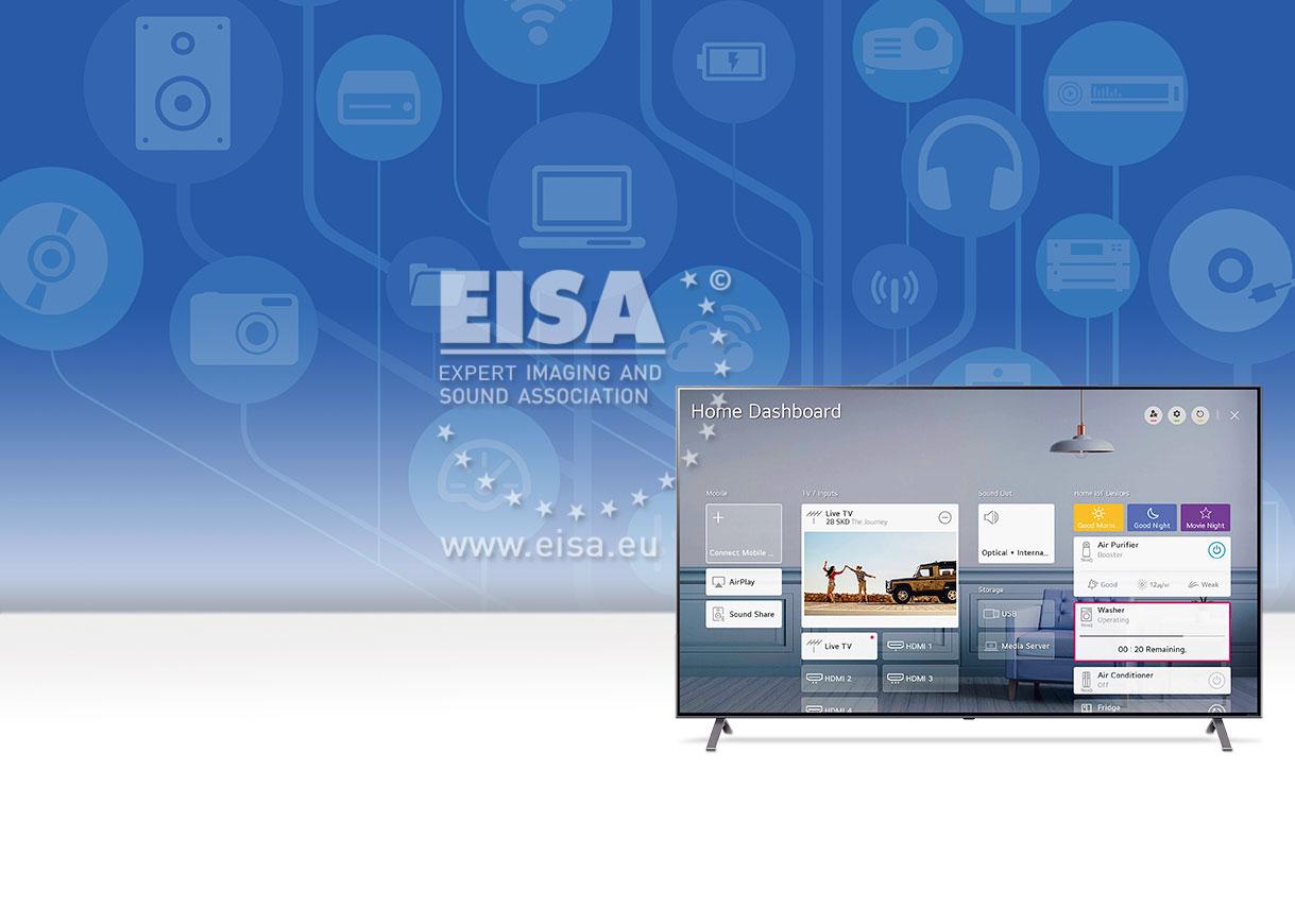 Dit zijn de 6 beste televisies volgens de EISA (2020-2021)