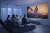 Samsung start met 4K ultra short throw laserprojectoren