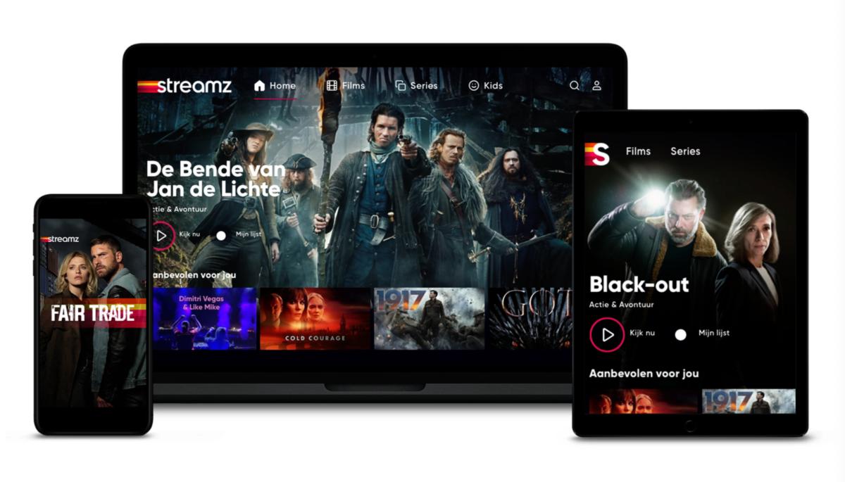 Welke nieuwe lokale series en Originals krijgen we dit najaar te zien op Streamz?