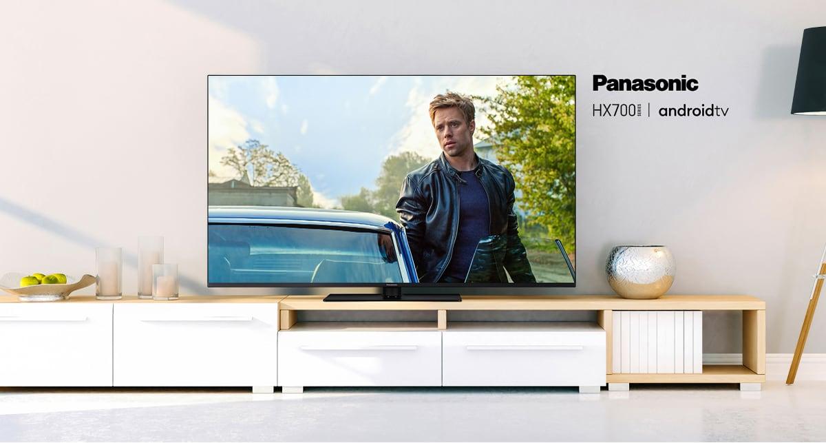 Panasonic met eerste Android TV's