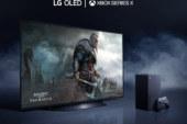 LG oled tv's en Xbox prijzen mekaar aan voor de ultieme next-gen game-ervaring