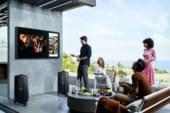 Samsung lanceert een QLED 4K TV voor buiten: The Terrace